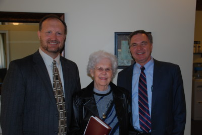 Neal, Vera, and Steve
